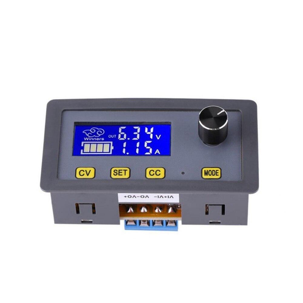 5A 6 v-32 v à 0-32 v Réglable DC-DC Alimentation Step-Down Module LCD affichage Convertisseur Tension Buck Module Régulateur