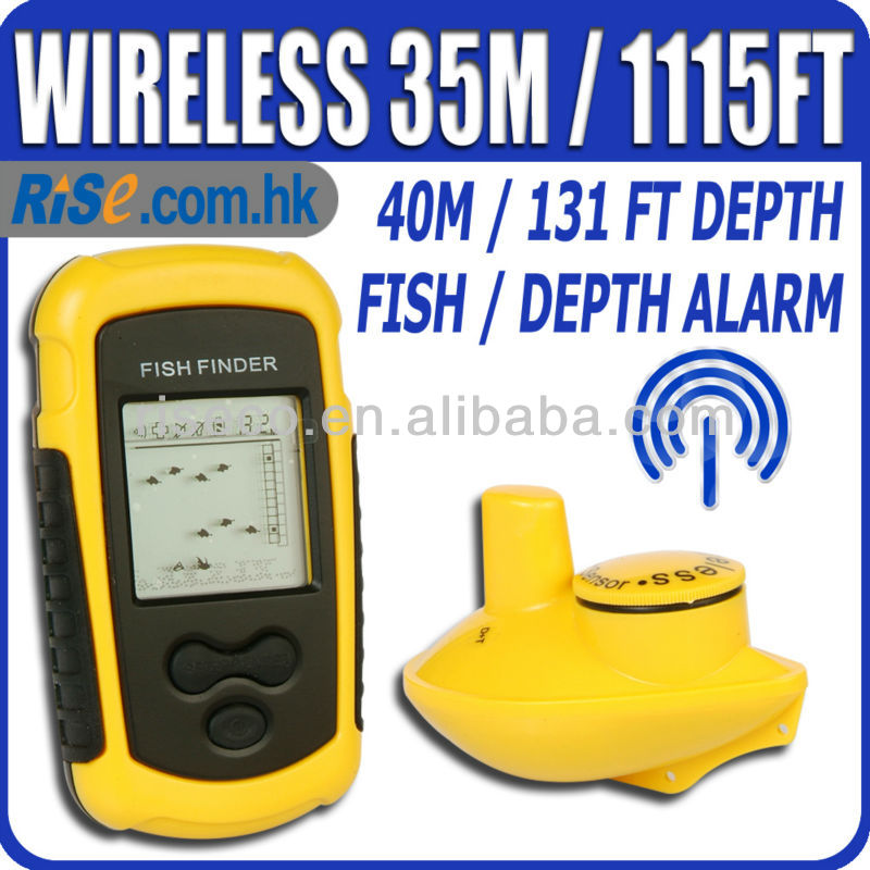 aliexpress : buy lucky ffw1108 1 wireless sonar portable, Fish Finder
