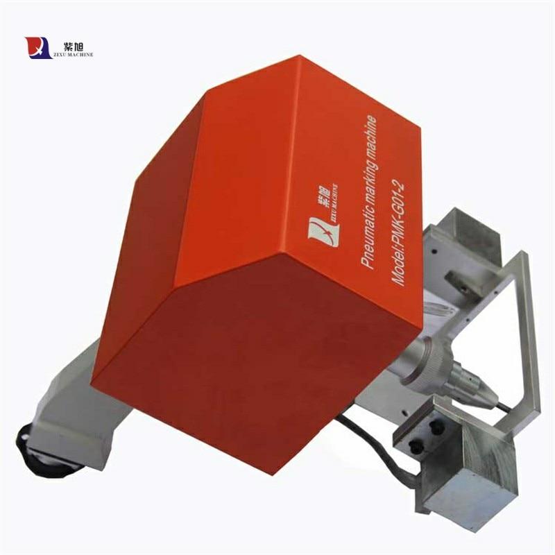 Označení sériových čísel na kovovém CNC pneumatickém - Zařízení na obrábění dřeva - Fotografie 5