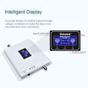 Image 2 - Repetidor Lintratek 3G 4G 1800 2100Mhz Booster 3G 2100 amplificador de señal 4G LTE 1800 amplificador de señal de doble banda UMTS LTE KW20C DW #5