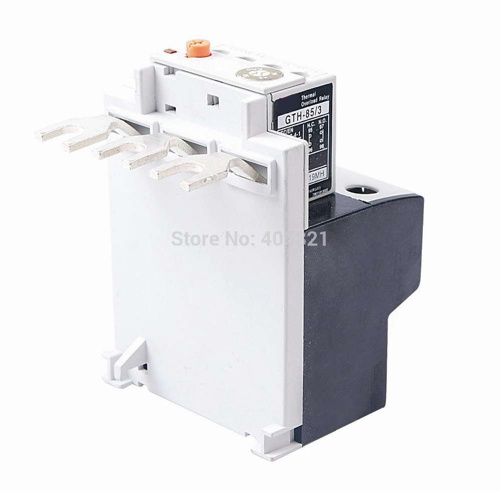 цена на Thermal overload relay suitable for Contactor 50A/ 65A/ 75A/ 85A
