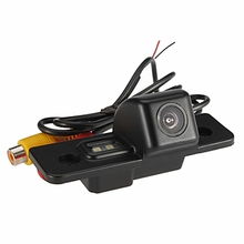 HD Car Rear View Parking Camera For Skoda Octavia 2008-2012 With Parking Line Waterproof night vision