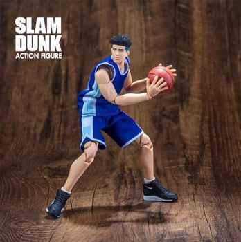 GREAT TOYS Dasin Ryonan Kicchou Fukuda pvc action figure SLAM DUNK GT model toy brinquedos NO.13