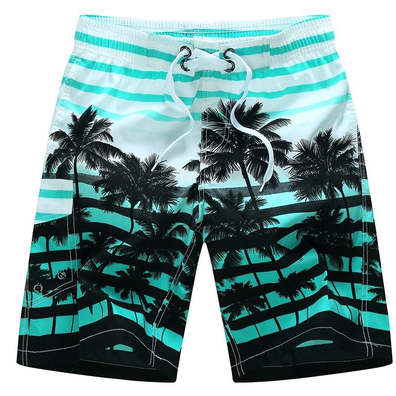 Men Beach Shorts M-6XL Plus Size Swimwear Men Swim Shorts Surf Wear Board Shorts Summer Swimsuit Bermuda Beachwear Trunks Short 3