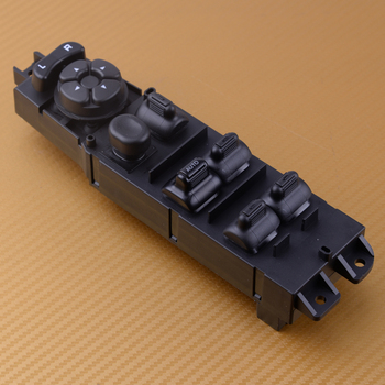 Dwcx Kiri Pintu Master Jendela Listrik Kontrol Master Switch Cocok untuk Dodge Ram 1500 2500 3500 68171680AA