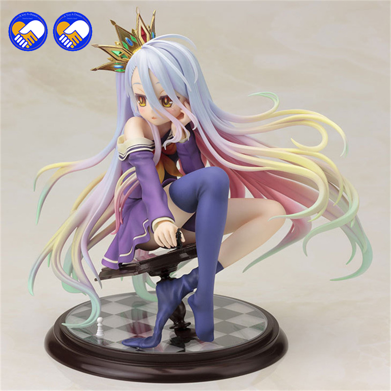 A toy A dream 15cm Anime Kotobukiya Game of Life PVC Action Figure Collectible Hand Model Doll Figure Toy