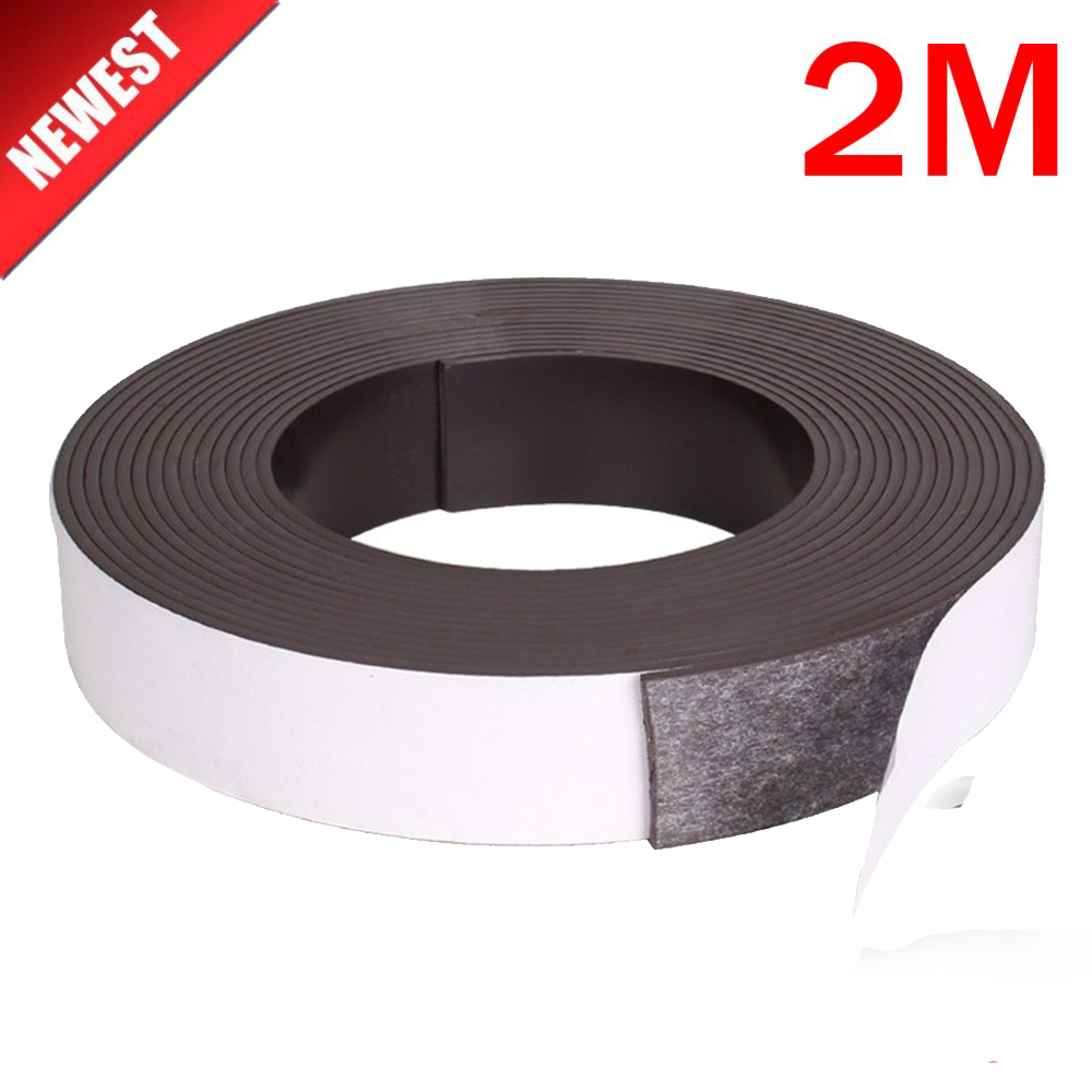 2m Thickening Parts For Xiaomi Robotic Virtual Wall Magnetic Stripes For Neato Xiaomi Mijia Roborock S50 S51 S55 Robot Cleaner