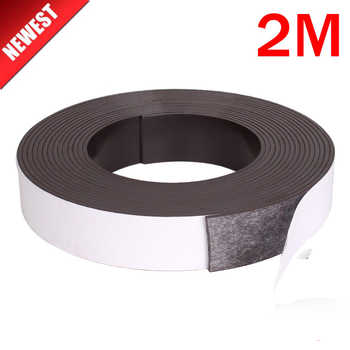 2m Thickening parts for Xiaomi Robotic Virtual Wall Magnetic Stripes for Neato Xiaomi mijia roborock S50 S51 S55 Robot cleaner - DISCOUNT ITEM  45% OFF All Category