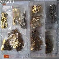 DAKATU 1050pcs Auto lock repair kits For Honda OLD BUICK LACROSSE For NISSAN Toyota Lock reed lock plate