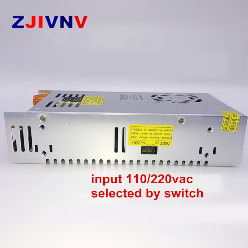 480W affichage numérique alimentation à découpage tension réglable limite de courant 0-24V 36V 48V 60v 80V 120v 220 v, 24v 20A, 48V 10a - 2