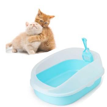 Detachable Semi-closed Anti-Splash Toilet