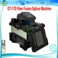 GT 17S Optical Fiber Fusion Splicer FTTH Splicing Machine
