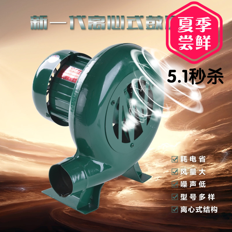 Blower Domestic 40W blower Barbecue blower Vaporization furnace  Dining room boiler Gasification furnace Heating stove blower 250g supreme que she super tender green tea c44 free shipping