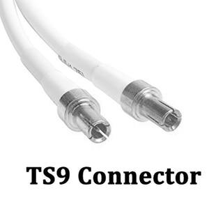 Image 4 - 3G 4G LTE מודם נתב אנטנה 3M חוט 88dBi TS9 CRC9 SMA מחבר 4g LTE אנטנה פנל מחוון כפול מחבר