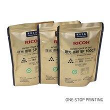 3X сумки порошок для электростатической печати для Ricoh SP100 SP110 SP111 SP112 SP200 SP201 SP202 SP203 SP204 SP210 SP212 SP310 1190 1200 3510 3500 3410