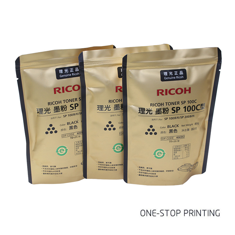 3X Bags Toner Powder For Ricoh SP100 SP110 SP111 SP112 SP200 SP201 SP202 SP203 SP204 SP210 SP212 SP310 1190 1200 3510 3500 3410