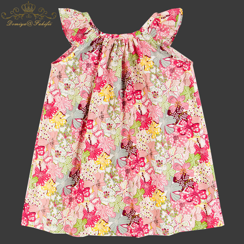 Princess Flower Girl Dress Summer 2018 Tutu Wedding Birthday Party Dresses For Girls Children's Costume Teenager Brand Designs marfoli girl princess dress birthday