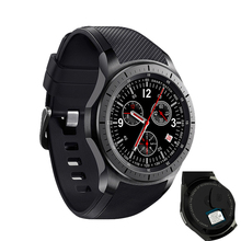 New bewot Android Smart Watch DM368 SmartWatch OLED Display Wristwatch Android 5.1 Bluetooth iOS Android Heart Rate Monitor