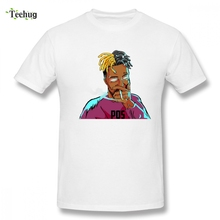 Unisex Xxxtentacion Tee Shirt Man New Arrival 3D Print For Male Quality Cotton Homme