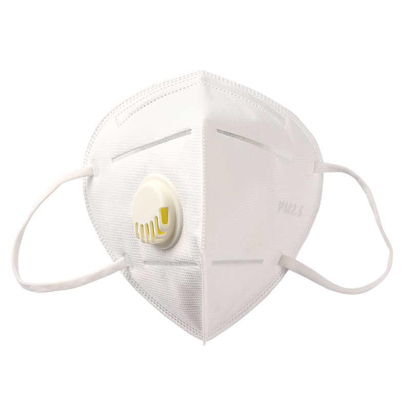 2/5/10 Pcs gấp bụi dùng một lần mặt nạ, mặt nạ hóa chất nạ chống sương mù chống-hạt làm việc an toàn mặt nạ, mặt nạ TỰ LÀM hộ gia đình làm sạch mặt nạ