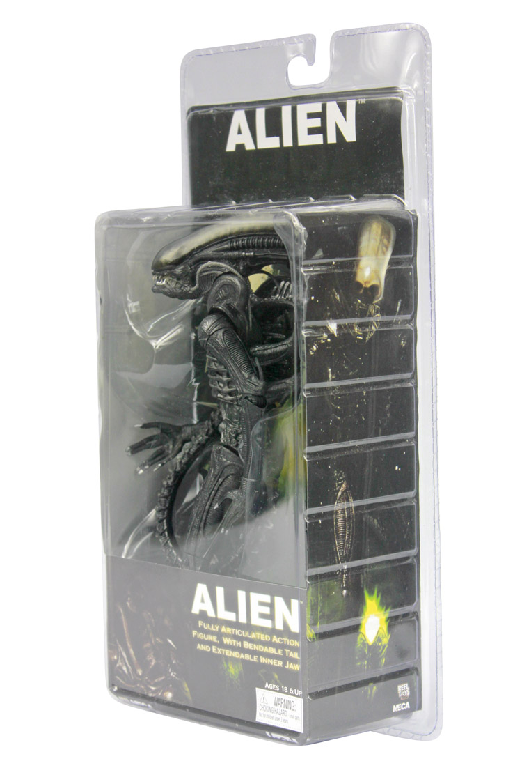 "Free Shipping NECA Official 1979 Movie Classic Original Alien PVC Action Figure Collectible Toy Doll 7"" 18cm MVFG035 1"