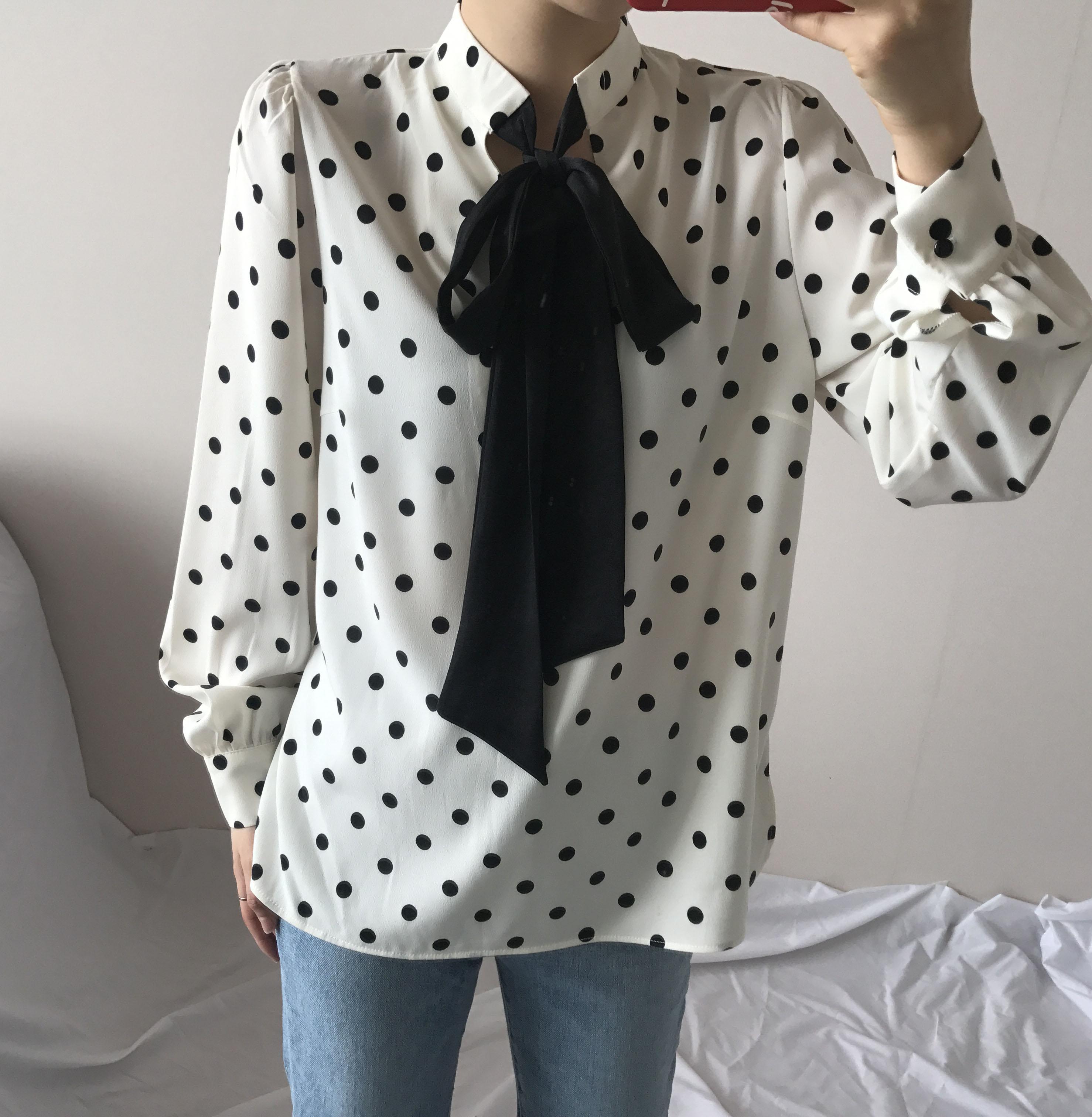 99aa3cfd6ba Vintage Polka Dot Dresses - 50s Spotty and Ditsy Prints