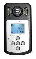 Профессиональный ЖК дисплей Дисплей сероводород H2S газовый анализатор детектор Температура измерения сигнализации значение устанавливае