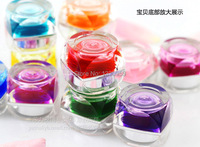 Puro esmalte Gel UV unhas 12 cores / set vidro Gel polonês prego PRO Art Builder Gel