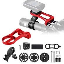 Велосипедный компьютер камера держатель для переднего велосипеда крепление от велосипеда аксессуары для Garmin Bryton/CATEYE/iGPSPORT/