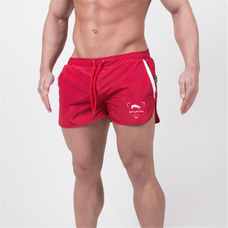 New Men/'s Gym Mesh Shorts Bodybuilding Workout Boxing Boxers Fitted Running MMA