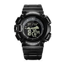 2019 top addies mannen horloge universele high-end waterdichte digitale sport horloge druk meting horloge shock resistant(China)
