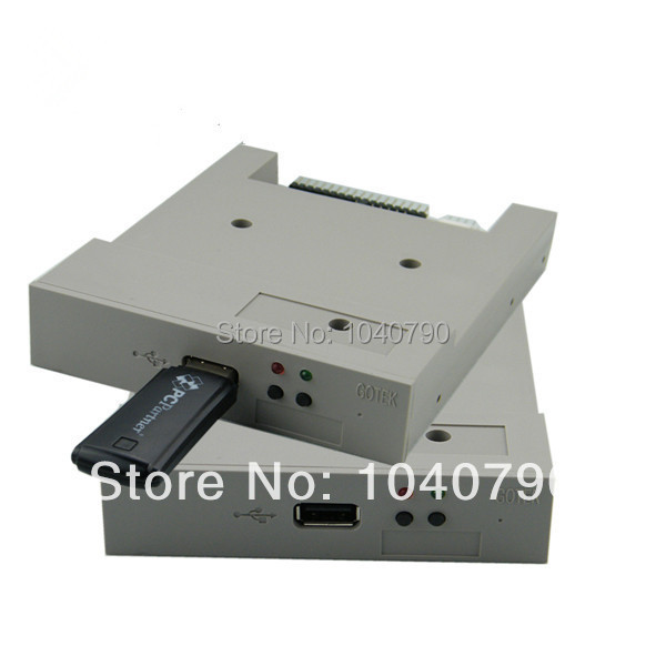 Free Shipping SFR1M44-SUE Floppy To USB Converter GOTEK For Chinese Embroidery Machine With Dahao Mainboard SWF