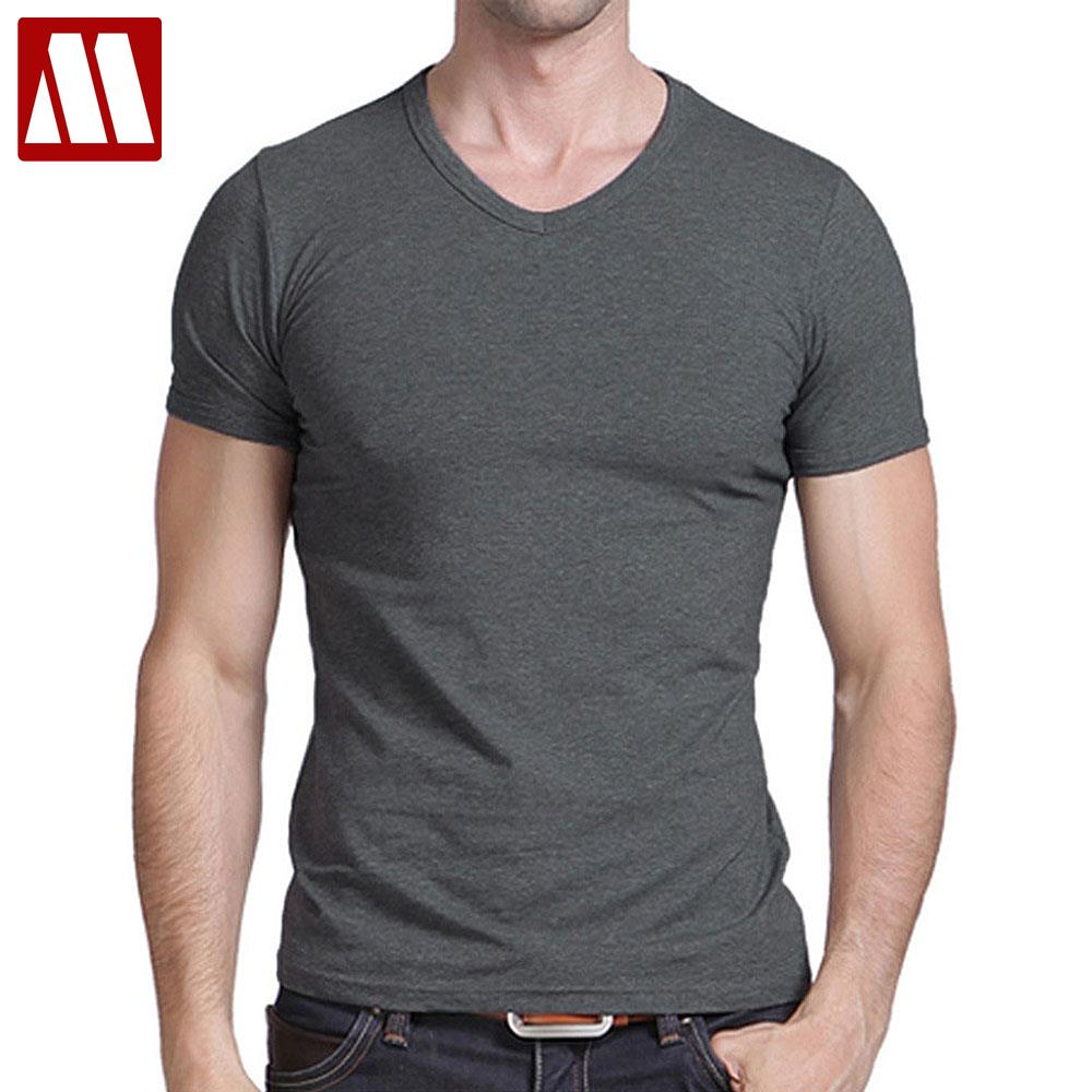 free shipping 2017 summer hot sale cotton t shirt men 39 s casual short sleeve v neck t shirts. Black Bedroom Furniture Sets. Home Design Ideas