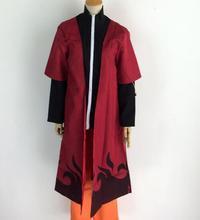 Бесплатная доставка; Модель 2016 года новые горячие аниме Наруто uzumaki Naruto Косплэй костюм плащ Одежда на Хэллоуин для взрослых костюм S-2XL