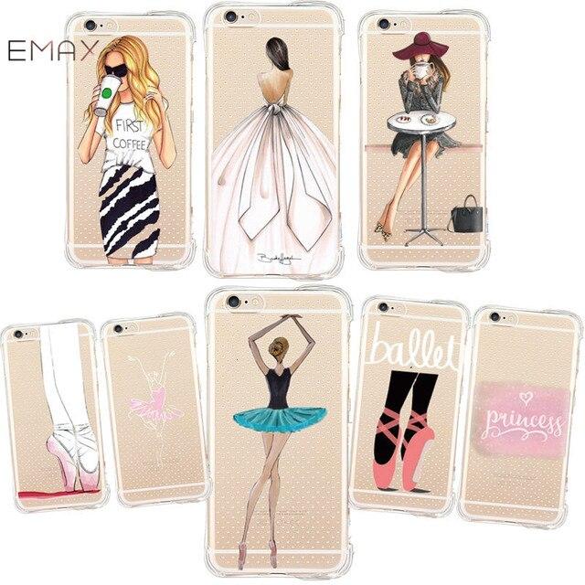 coque antichoc iphone 8 fille