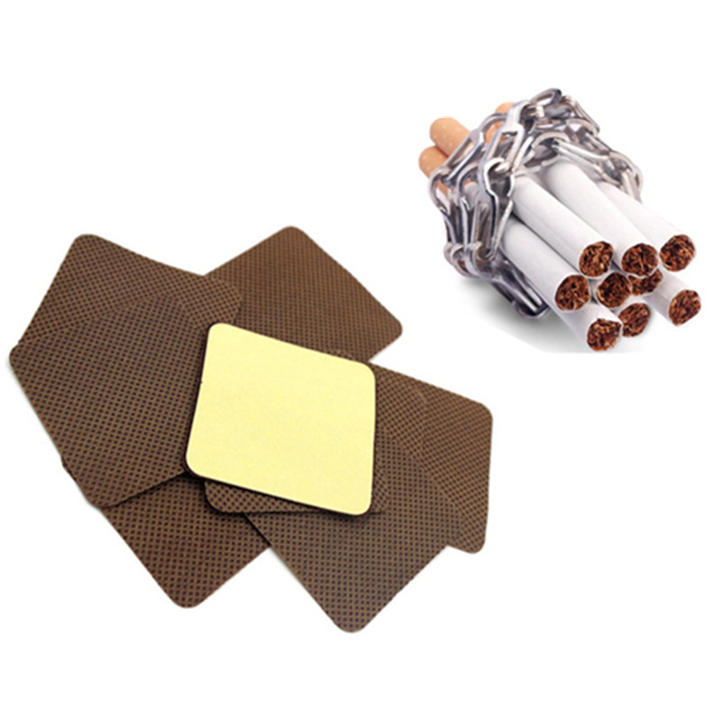 100pcs/lot Stop Smoking Anti Smoke Patch For Smoking Cessation Patch 100% Natural Ingredient Quit Smoking Patch Health Therapy