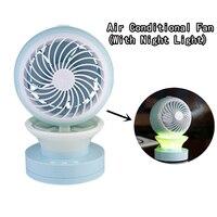 Water Mist Fan Rechargeable Misting Humidifier Fan With Night Light Spraying Cooling Fan Office Desktop Mobile