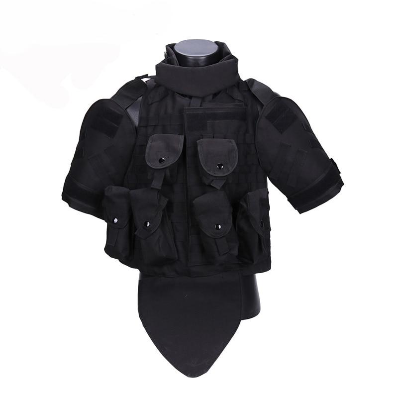 Interceptor OTV Bulletproof Vest CS Multifunction Vest Tactical Combat Camouflage Super Protective Vest Combat Tactical Vest