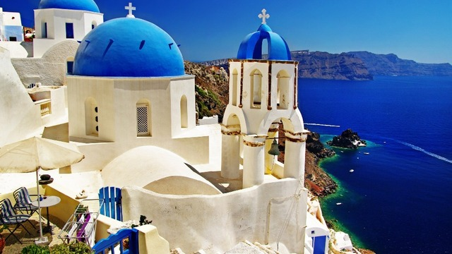 grece-paysage - Photo
