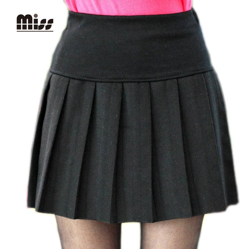 웃 유miss 2016 ᐂ pleated skirt school