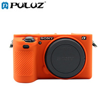 PULUZ Protective Case For Sony ILCE-6500 Soft Silicone Cover SONY
