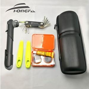 Image 2 - Kit di strumenti per la riparazione di pneumatici per biciclette