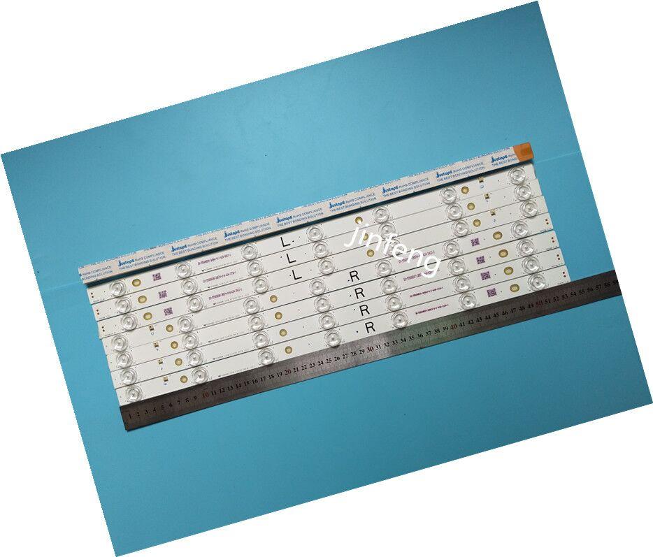 New Kit 16 PCS 7LED LED backlight strip for Panasonic TV TX 55AX630B TX 55AX630E TX