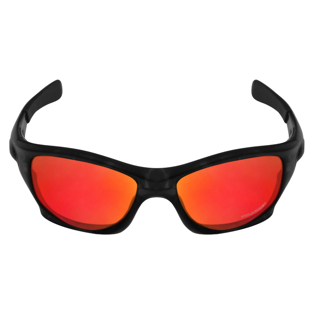58b992e3759 Mryok+ POLARIZED Resist SeaWater Replacement Lenses for Oakley Pit Bull  Sunglasses Fire Red-in Accessories from Apparel Accessories on  Aliexpress.com ...