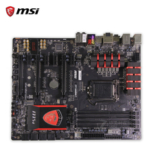 MSI Z97 GAMING 7 Original Gebrauchte Desktop-Motherboard Z97 LGA 1150 DDR3 SATA3 USB3.0 32G ATX Auf Verkauf