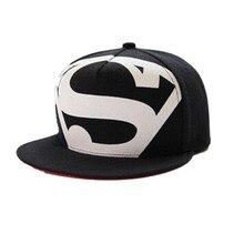 97871e035c4d7 FancyQube Hot Hip Hop Superman Snapback Hats For Men Women Summer Casual  Baseball Cap