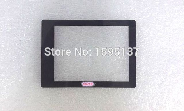 New LCD Screen Window Display (Acrylic) Outer Glass For SONY a7 A7 A7R A7S A7K Digital Screen Protector + Tape