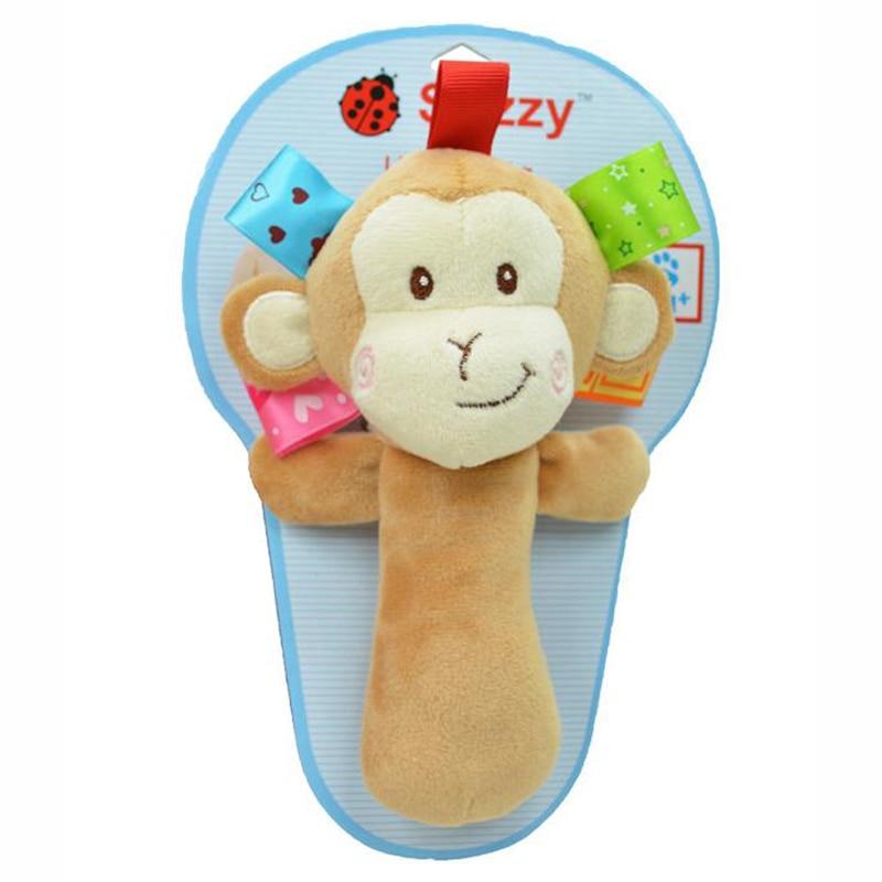 Nieuwe Baby Speelgoed Baby Multifunctionele Hand Bel Met Rammelaar - Speelgoed voor kinderen - Foto 4
