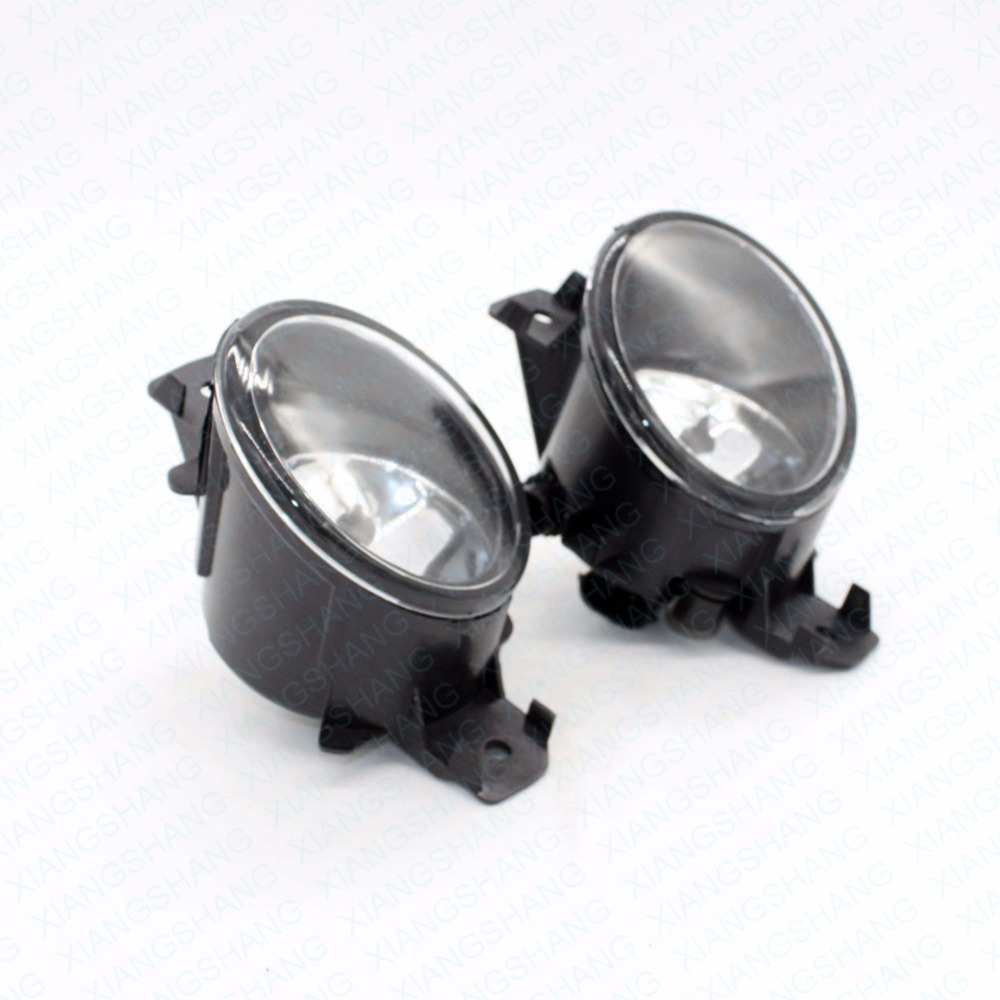 Front Fog Lights For NISSAN QASHQAI 2007-2008 2009 2010 2011 2012 2013 Auto bumper Lamp H11 Halogen Car Styling Light Bulb high quality aluminum canvas black rear cargo cover fit for nissan x trail 2008 2009 2010 2011 2012 2013