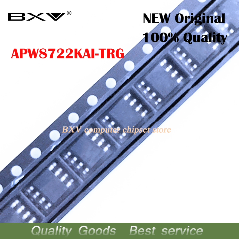 10pcs  APW8722 APW8722KAI-TRG sop-8 Chipset New original New original